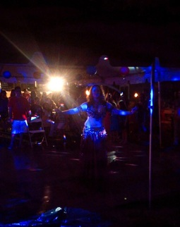 long island professional belly dancer