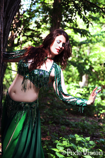 Belly Dancer in Long Island